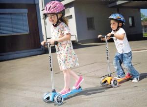 Un moyen de transport résolument écologique