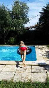 Le bonheur est dans l'eau !