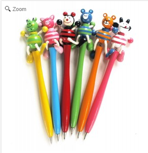 stylos animaux téléthon a tester