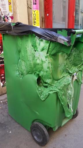 la poubelle mutante