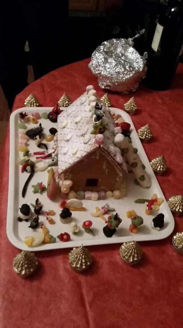 La Maison en pain de sucre