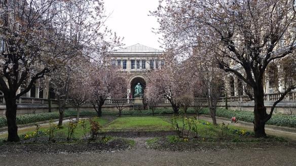 Printemps au lycée Jacques Decour, Paris