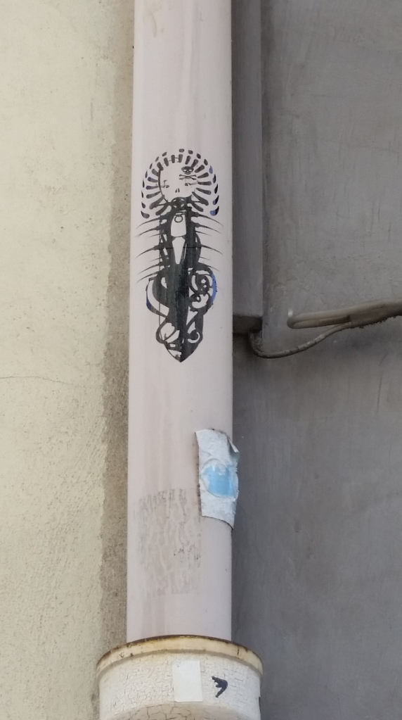 Akiza street art